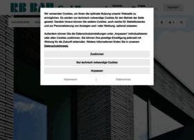rbbau-gmbh.de