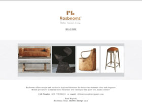 rbfurnitureindia.com