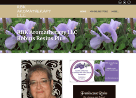 rbkaromatherapy.com
