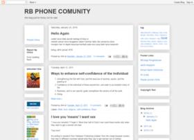 rbphonecomunity.blogspot.com