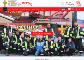 rc-towing.com