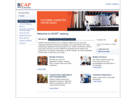 rcapleasing.com