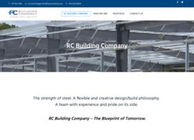 rcbuildingcompany.com