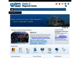 rcdelhi2.ignou.ac.in