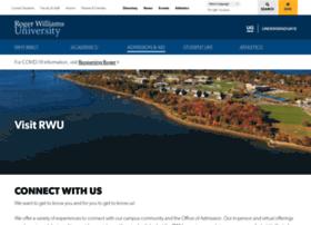 rcloud.rwu.edu