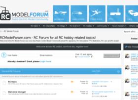 rcmodelforum.com