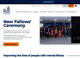 rcpsych.ac.uk