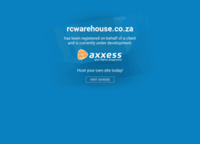 rcwarehouse.co.za