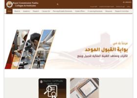 rcyci.edu.sa