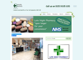 rdanpharmacy.co.uk