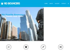 rdbouncers.com