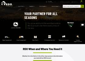 rdoequipment.com