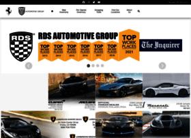 rdsautomotivegroup.com