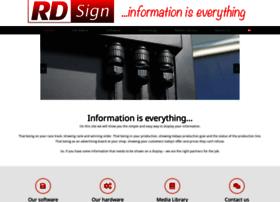 rdsign.com