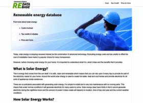 Re-database.com