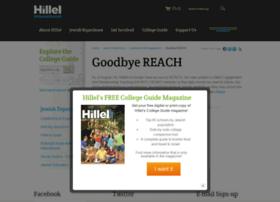 reach.hillel.org