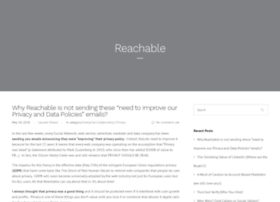 reachable.com