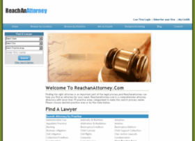 reachanattorney.com