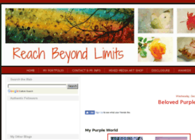 reachbeyondlimits.blogspot.com