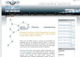reachforpolymers.eu