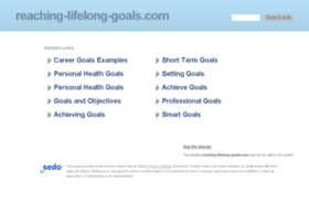 reaching-lifelong-goals.com