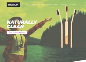 reachtoothbrush.com