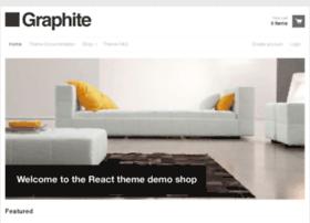 react-graphite.myshopify.com