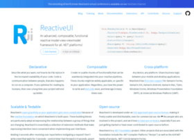reactiveui.net