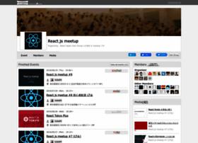 reactjs-meetup.connpass.com