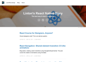 reactnativediary.com