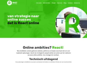 reactonlinemedia.nl