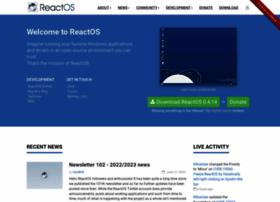reactos.com