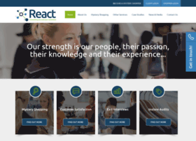 reactsurveys.com