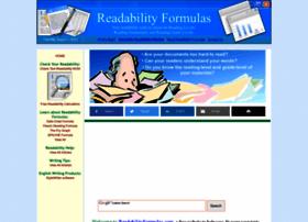 readabilityformulas.com