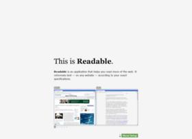 readable.tastefulwords.com