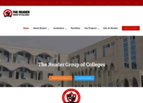 reader.edu.pk