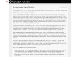 readerplates.com