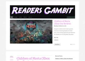 readersgambit.com