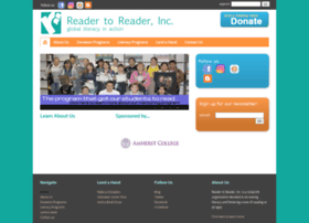 readertoreader.org