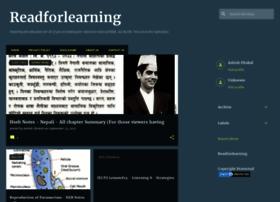 readforlearning.blogspot.com