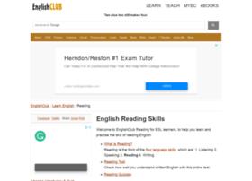 reading.englishclub.com