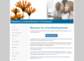 readingcomprehensionconnection.com