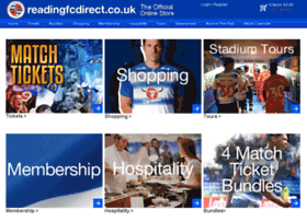 readingfcdirect.co.uk