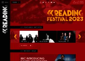 readingfestival.com
