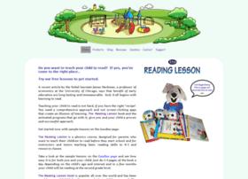 readinglesson.com