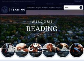 readingma.gov