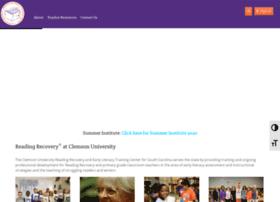 readingrecovery.clemson.edu