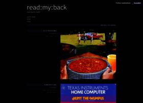 readmyback.tumblr.com
