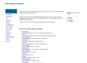 readnigeriannewspapers.com