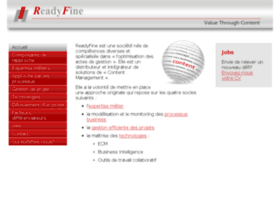 readyfine.com
